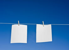 Paper Hang Stock Images