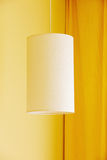 paper hanging lamp Royalty Free Stock Photos