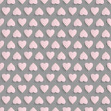 Paper hearts Stock Photo