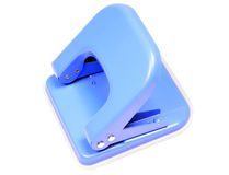 Paper hole puncher Stock Image