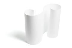 paper hoprullat Royaltyfri Bild