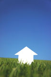 Paper house Royalty Free Stock Images
