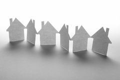 Free Paper House Stock Photography - 8830952