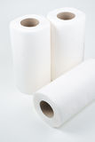 Paper kitchen towel Royalty Free Stock Photo