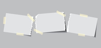 paper klibbigt band Royaltyfri Fotografi