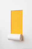 Paper label Stock Photo