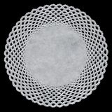 Paper lace Stock Photo