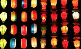 Paper lamp, lanterns festival Stock Image