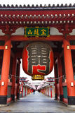Paper Lantern At Sensoji / Asakusa Temple. Royalty Free Stock Photography