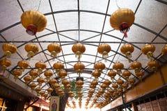 Paper Lanterns Stock Image
