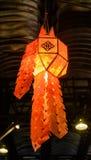 Paper lanterns Royalty Free Stock Images