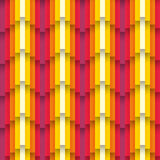 Paper lines seamless pattern Royalty Free Stock Photography