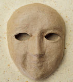 Paper-mache mask Stock Photos