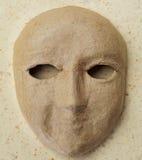 Paper-mache mask stock photos