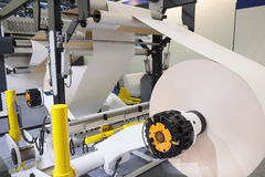 Paper manufacture Stock Photography
