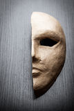 Paper mask Royalty Free Stock Photography