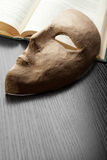 Paper mask Royalty Free Stock Image