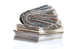 Paper media Royalty Free Stock Photo