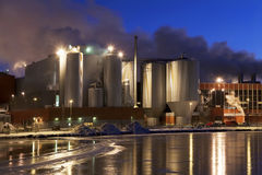 Paper Mill Stock Images