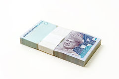 Paper money Royalty Free Stock Photography