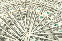 Paper money dolar. background of banknotes Stock Photo