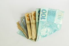 Paper money, paper currency, currency, paper, money, bank paper stock photo