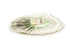 Paper money from poland to use in business Royalty Free Stock Image