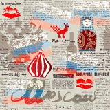 Paper Moscow Stock Photos