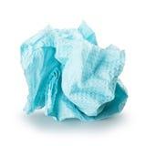 Paper napkin Stock Image
