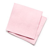 Paper Napkin Royalty Free Stock Images