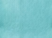 Paper napkin embossing seamless texture. tiffany color background.  royalty free stock image