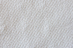 Paper Napkin Texture Stock Photography