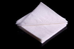 Paper napkins. Royalty Free Stock Image