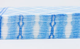 Paper napkins Royalty Free Stock Image