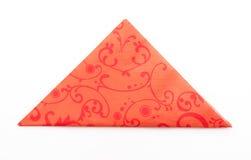 Paper napkins Stock Photos