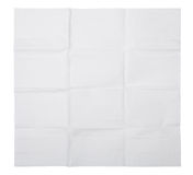 paper napkins Stock Photography