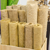 Paper from natural fibers Stock Photo