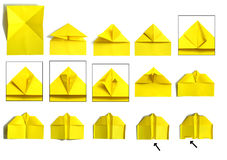 paper nivå stock illustrationer
