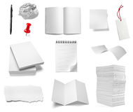 Paper note Royalty Free Stock Image