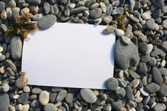 Paper, Note or postcard  Stock Photography