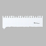 Paper note sheet for message vector illustration. Royalty Free Stock Photography