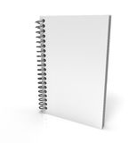 Paper notebook Royalty Free Stock Photography