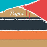 Paper, notes and sheets Stock Photos
