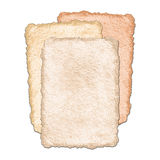 Paper old background vector Royalty Free Stock Photography