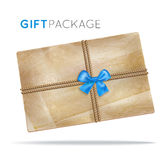 Paper package Royalty Free Stock Photography