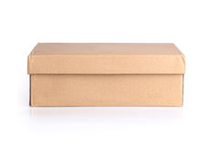 Paper packaging box Royalty Free Stock Image