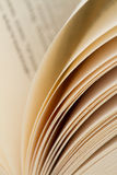 Paper pages Stock Images