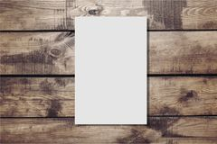 Paper. Wood magazine table background blank book royalty free stock images
