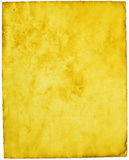 paper parchment Royaltyfri Bild