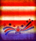 paper patriotiskt stock illustrationer